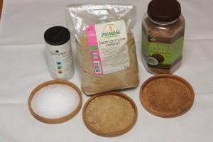 Ksülitool (kasesuhkur), Prime´ali täistoor-roosuhur ja palmisuhkur