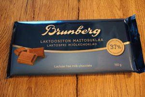 laktoosivaba šokolaad