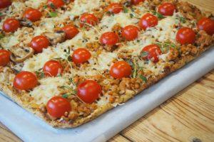 a587da59d3d Väga populaarne on ka lillkapsa põhjal pitsa, mida oleme korduvalt  valmistanud 1. tüüpi diabeeti põdevate laste peredega.